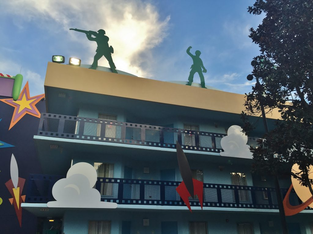 All-Star Movies Army Men
