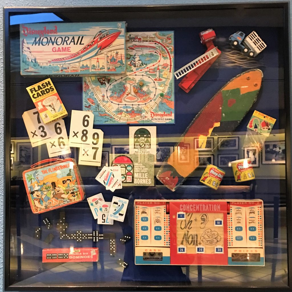 Pop Century Artifacts